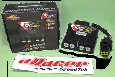 ARACER speedtek ECU RC Mini 4C (2017) MIOi125 blue core