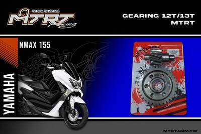 GEARING SETS 12-34T NMAX MTRT