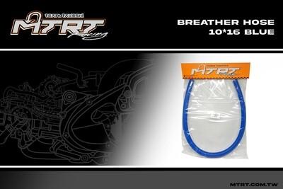 BREATHER HOSE  BLUE  10MM