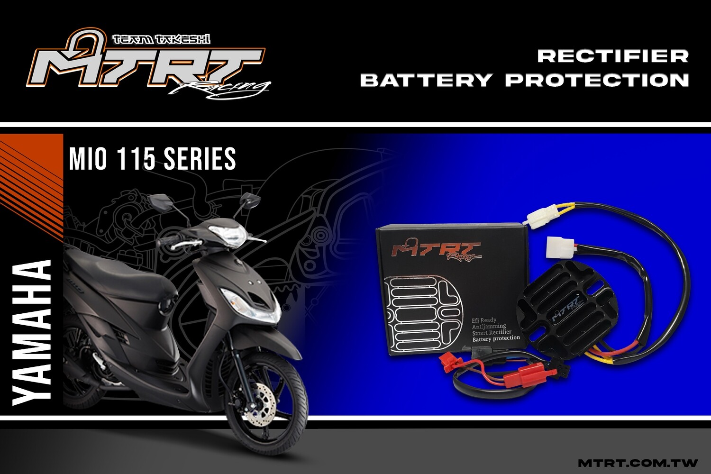 Antijamming Smart Rectifier YAMAHA Mio115 Carburetor MTRT