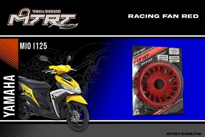 FAN MIOI125_GT125 M3 RED MTRT