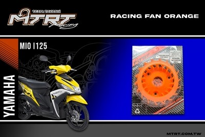 FAN MIOI125_GT125_M3 ORANGE MTRT