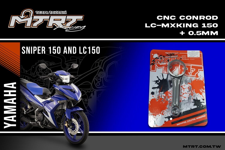 CONN ROD MXKING,AEROX155 CNC+0.5MM MTRT