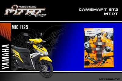 CAMSHAFT RACING MIOi125 ST2 MTRT