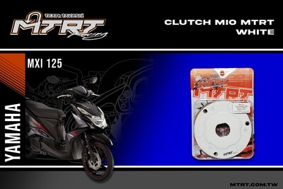 CLUTCH MIO5 MXi WHITE MTRT