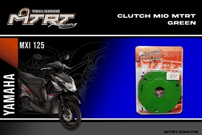 CLUTCH MIO5 MXi GREEN