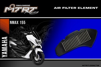 AIR FILTER NMAX MTRT HI-FLOW FILTER