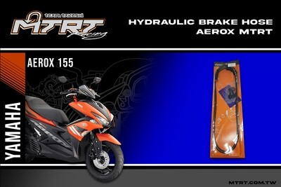 HYDRAULIC BRAKE HOSE AEROX  MTRT