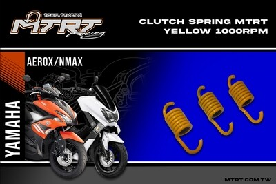 CLUTCH SPRING NMAX MIOi125 1000RPM Yellow  MTRT