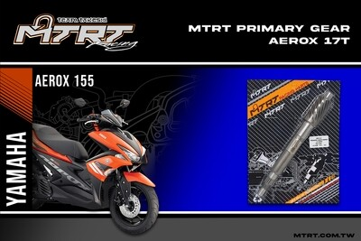 MTRT PRIMARY GEAR AEROX155/NMAX 17T FOR 56T