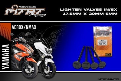VALVES IN/EX  17 5x20mm  5mm