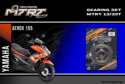 GEARING SET AEROX155 MTRT 13/39T secondary