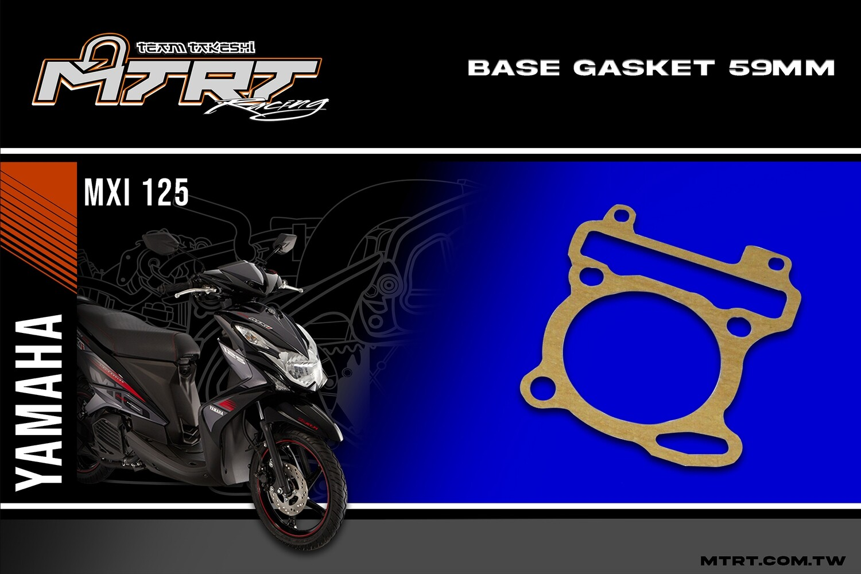 BASE GASKET  59MM  MIO5/MX