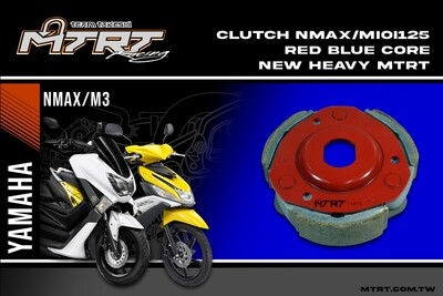CLUTCH NMAX-MIOi125 RED  blue core HEAVY MTRT