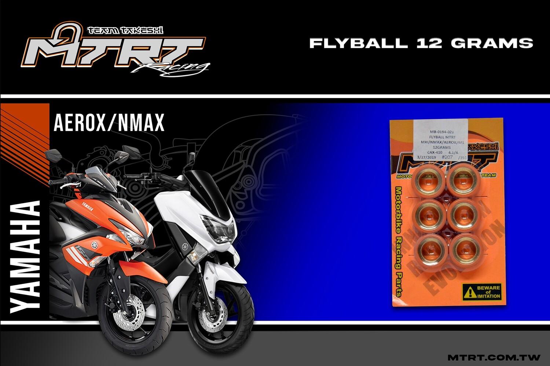 FLYBALL 12G Mioi125/Aerox