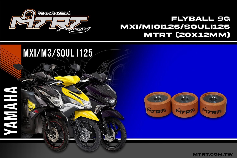 FLYBALL 9G MXi/Majesty/Mioi125/Souli125