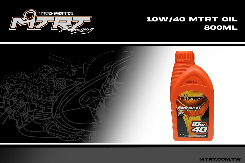 10W/40 MOTOR OIL  MTRT 800ML