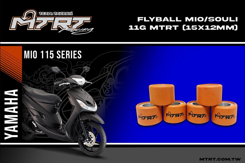 FLYBALL MIO/Souli/Jog 11G MTRT (15x12mm)