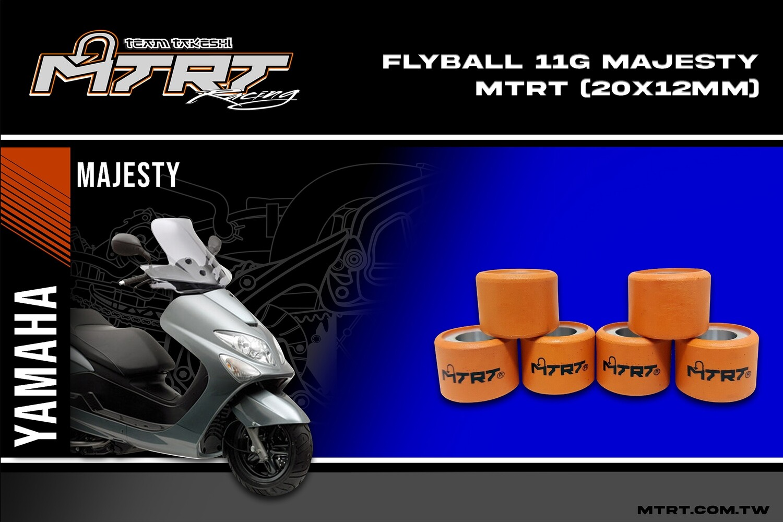 FLYBALL 11G MXi/Majesty/Mioi125/Souli125