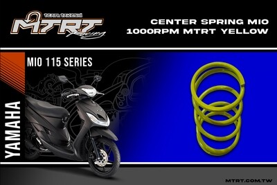 CENTER SPRING  MIO 1000RPM MTRT YELLOW