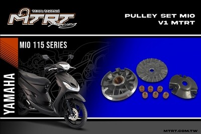 PULLEY SET MIO V1   MTRT