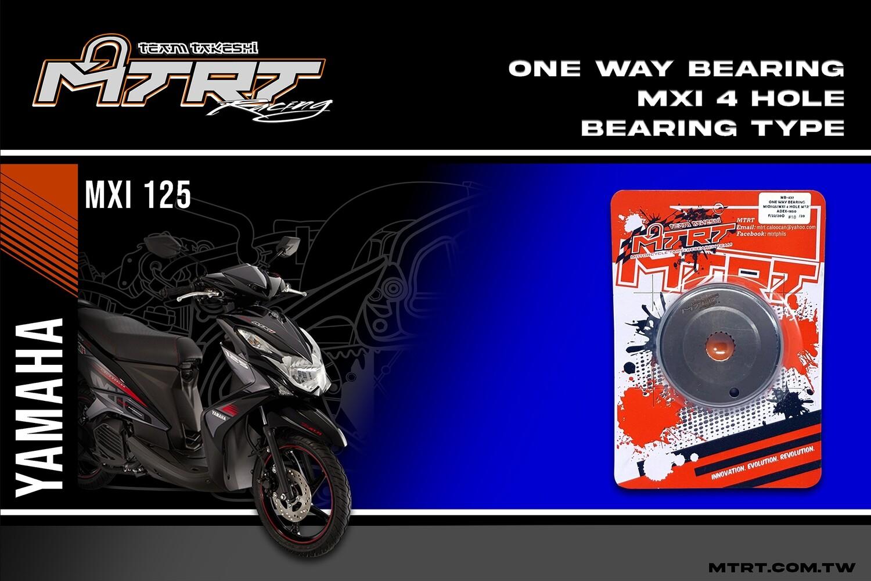 ONE WAY BEARING M3/MIOi125/MXi  4HOLE bearing type MTRT