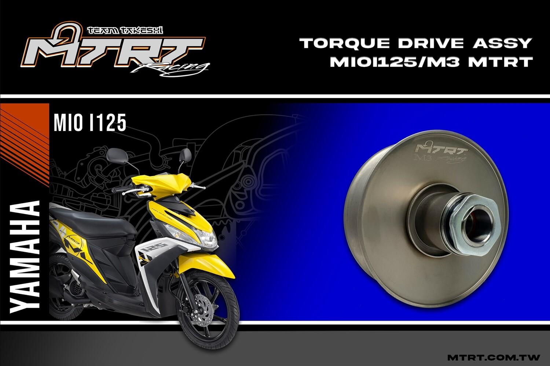 TORQUE DRIVE ASSY MIOi125/M3  MTRT