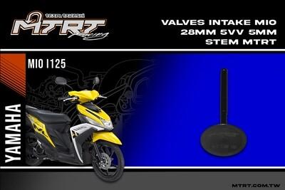 VALVES INTAKE MIO 28MM  5VV  5mm stem MTRT