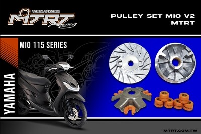 PULLEY SET MIO V2 MTRT