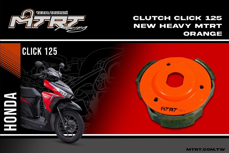 CLUTCH Clicki125 Heavy MTRT Orange M-Bb2