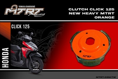 CLUTCH Clicki125 Heavy MTRT Orange M-Bb2