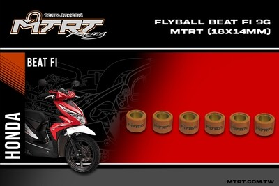 FLYBALL ZoomerGY6SharkBeatFi  9g  MTRT (18x14mm)