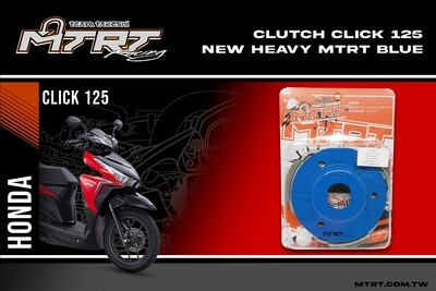 CLUTCH CLICK HEAVY BLUE MTRT