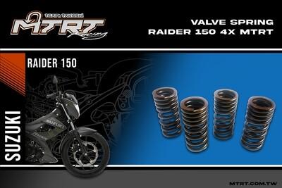 VALVE SPRING RAIDER 4X MTRT 4th final
