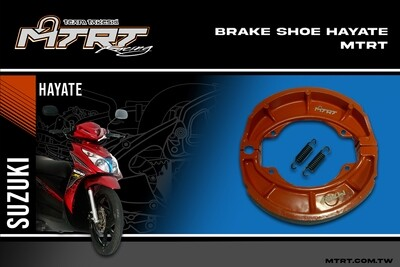 BRAKE SHOE Hayate STEPSkydrive  MTRT
