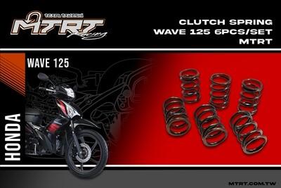 CLUTCH SPRING 6pcsSET  WAVE125