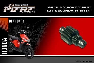 GEARING  Honda Beat 13T  secondary MTRT