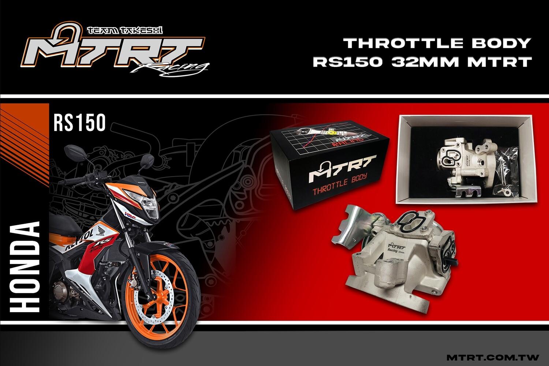 32MM THROTTLE BODY RS150