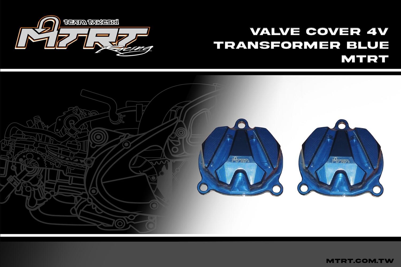 VALVE COVER 4V Transformer BLUE MTRT
