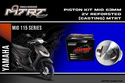 PISTON  KIT  MIO 63MM 2V Reforsted (Casting)  MTRT