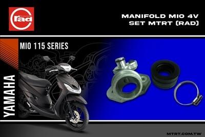 MANIFOLD MIO 4V SET MTRT(RAD)