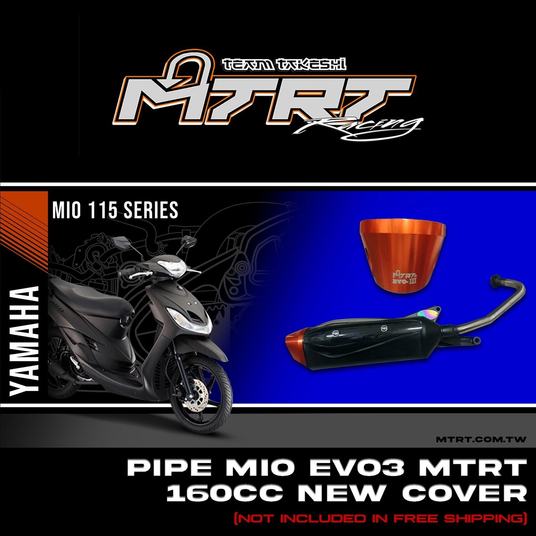 PIPE MIO EVO3 MTRT 160cc Cover
