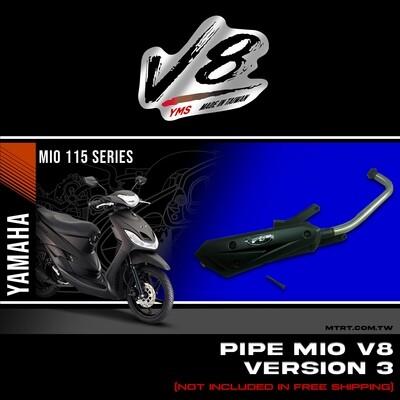 PIPE MIO V8 Version3 (V3)