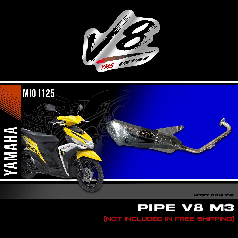 PIPE MIOi125  V8