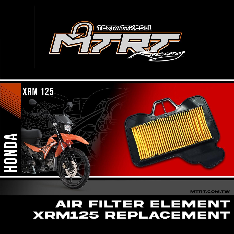 AIR FILTER ELEMENT XRM125  Replacement