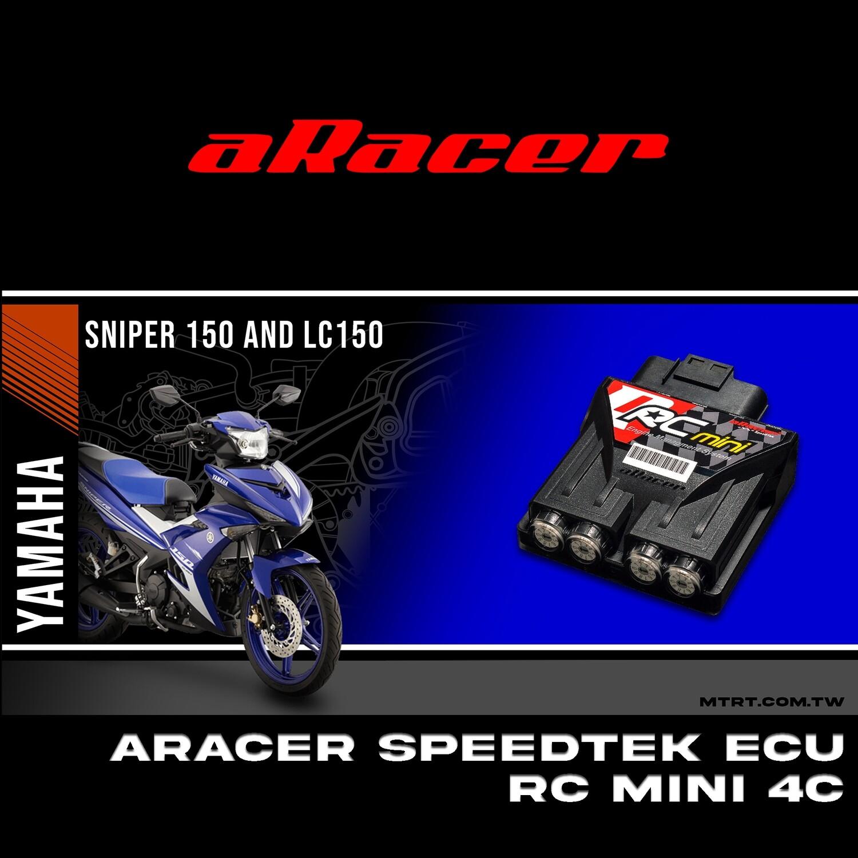 ARACER SPEEDTEK ECU RC MINI 4C (2017) EXCITER SNIPER MX150