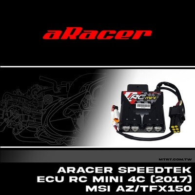 ARACER speedtek ECU RC Mini 4C (2017) MSI AZ TFX150