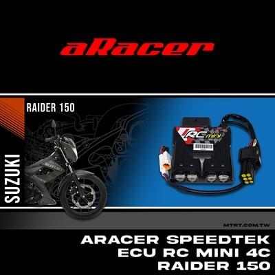 ARACER speedtek ECU RC Mini 4C (2017) RAIDER150
