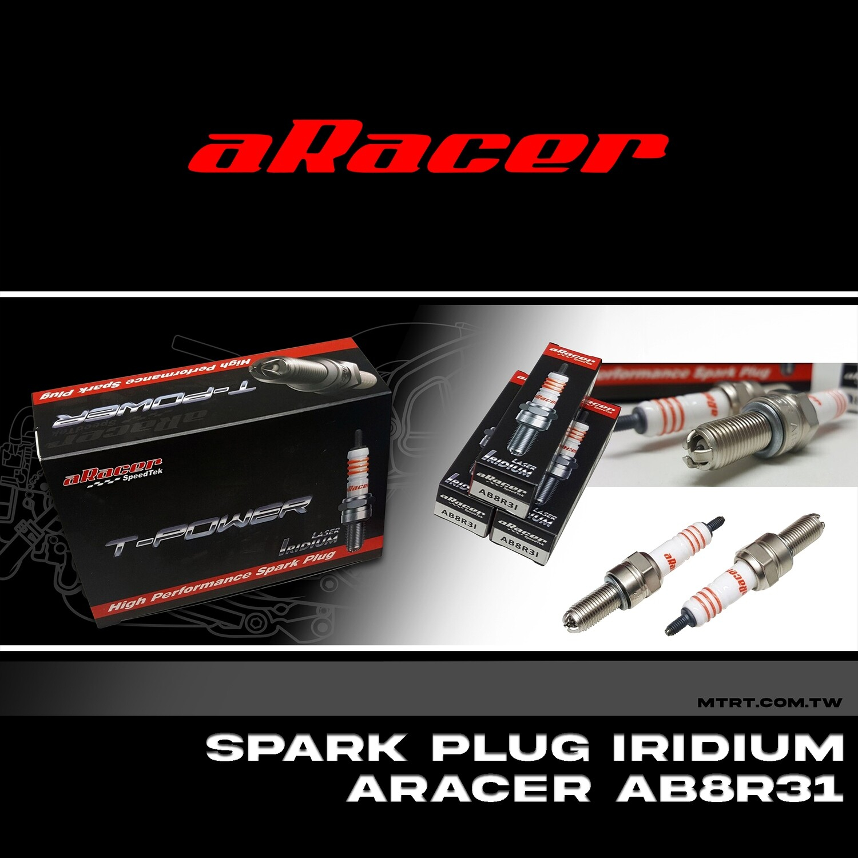 SPARK PLUG IRIDIUM ARACER AB8R31 LONGTIP