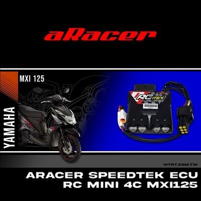 ARACER SPEEDTEK ECU RC MINI 4C MXi125